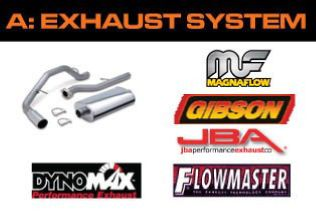 Calgary Exhaust Upgrade | Gas Engines | Unlimited Performance & Exhaust